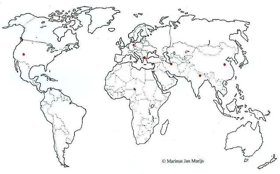 chakras world map marinus jan marijs